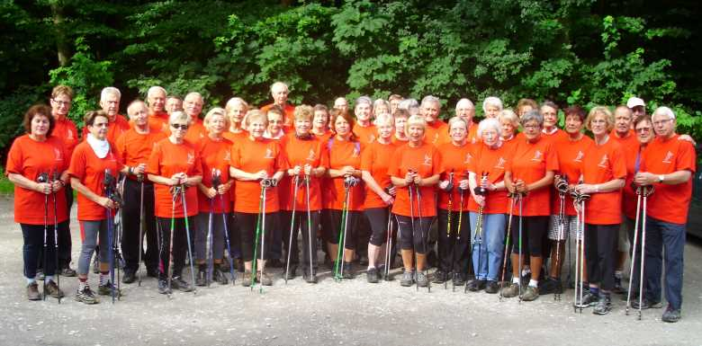 Nordic Walking am Tierpark Herford